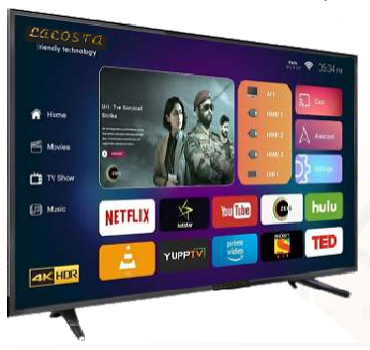 SMARTTV-30SUPPORTS ALL