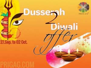Dusserah to Diwali offer
