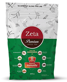 ZETA PREMIUM SPICE TEA- 2OO GMS- 285